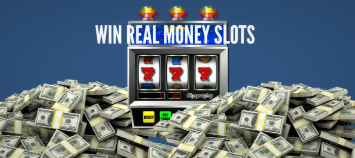 Real money slot machines for free as a way to get big winnings and save all the budget